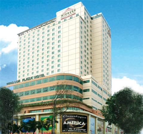 Windsor Plaza Hotel Saigon Hotels Vnr Travel Co Ltd