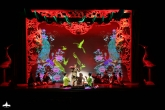 Four Palaces Show in Hanoi ( Tu Phu show)