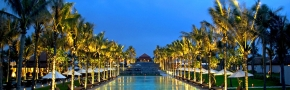The Nam Hai - Hoi An: View hotel