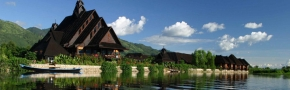 Inle Princess Resort - Inle Lake: View hotel