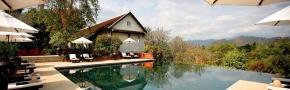 La Residence Phou Vao: view hotel